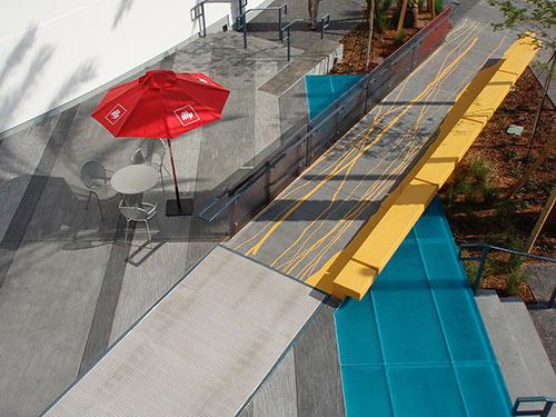 Grand Prize Winner: Museum of Art/Fort Lauderdale Homestead Paving, Homestead, Fla.