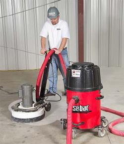 CDC Larue Industries Inc. - Pulse-Bac PB-565 HEPA Dust Collector