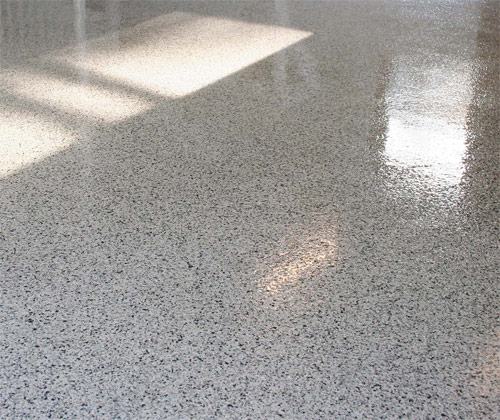 Epoxy Systems For Concrete Floors