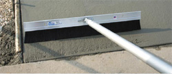 Kraft Tool Co. — Concrete Aluminum Finishing Broom